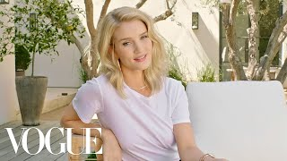 73 questions with rosie huntington whiteley vogue