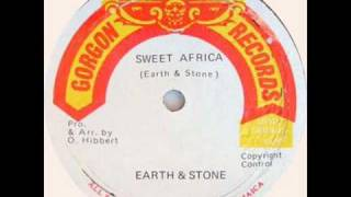 Earth & Stone -  Sweet Africa