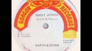 Earth & Stone -  Sweet Africa