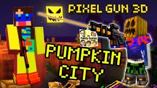 Dad & Lex play PIXEL GUN 3D: PUMPKIN CITY! Part 18 (Face Cam Commentary Gameplay)