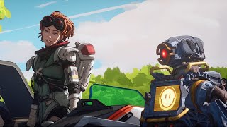 All NEW Season 7 Interactions Between All The Legends in Apex Legends