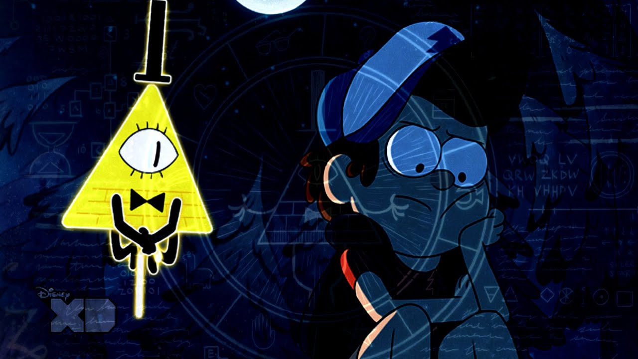 Gravity Falls / Bill Clave (Bill Cipher)