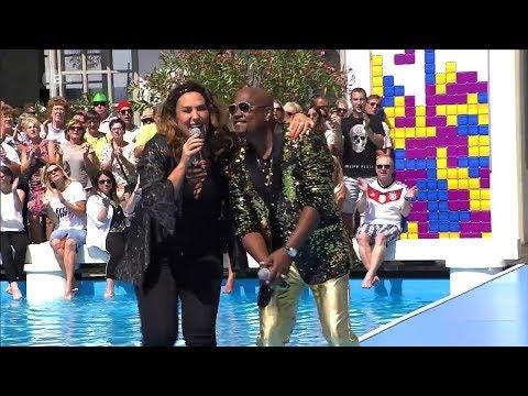 La Bouche - Be My Lover (Live @ ZDF-Fernsehgarten, Germany, August 12th, 2018)