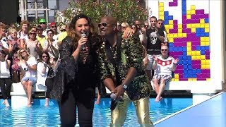 La Bouche - Be My Lover (Live @ ZDF-Fernsehgarten, Germany, August 12th, 2018)