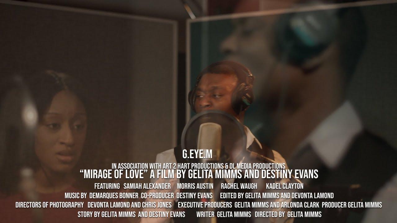 "OTWU Entertainment Presents ""Mirage of Love"""