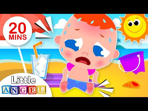 Hot & Cold (Opposites Song) | Kids Songs & Nursery Rhymes by Little Angel