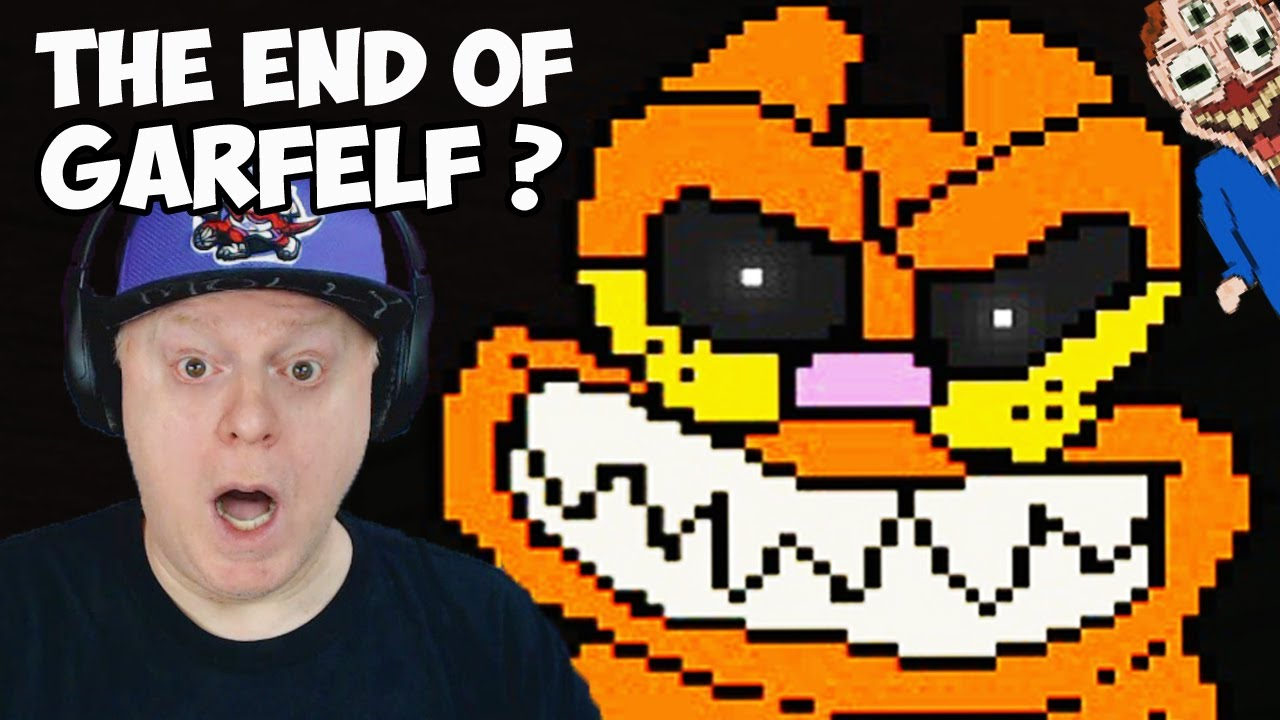 THE END OF GARFELF?? | INTO THE FEILD - GARFELF 7 | ALL WRONG ANSWERS REVEAL A SHOCKING ENDING