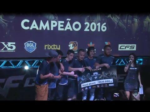 [CFS 2016 BR NF] Playoffs of NF (CFEL Season 2)