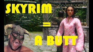 EmptyHero's Top 100 Everythings Wrong with Skyrim in a Nutshell