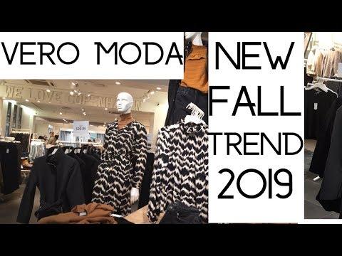 VERO MODA NEW WOMENS FASHION AUTUMN SEASON OCTOBER 2019