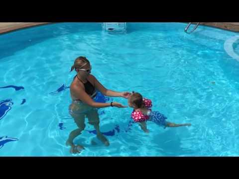 Правильные нарукавники для плавания для ребенка как выбрать