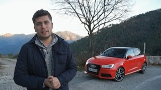 Audi A1(1.8 TFSI) Тест-драйв.Anton Avtoman.