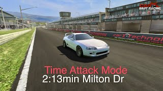 CarX Time Attack Mode Wanderer L30 Race Mode Setup 2:13 Milton Dr And 1:47 SAN Palezzo..