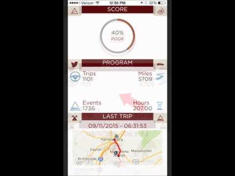 Rockingham Group Insurance: Smart Wheel Drive Mobile App