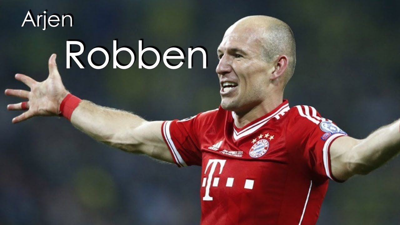 Arjen Robben Magic Skills And Goals 2016 2017 Youtube