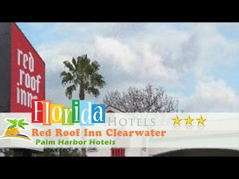 Red Roof Inn Clearwater - Tarpon Springs - Palm Harbor Hotels, Florida