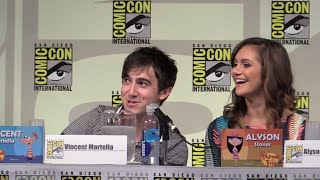 FULL Phineas and Ferb panel at San Diego Comic-Con 2014