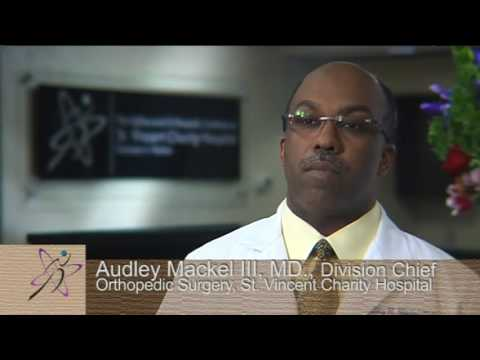 Saint Vincent Charity Hospital: Spine and Orthopedic Institute Promotional Video