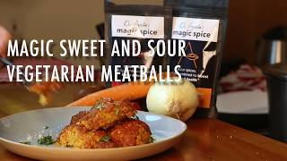 Healthy Superfood Recipes: Vegetarian Meatless 'Meatballs' Recipe