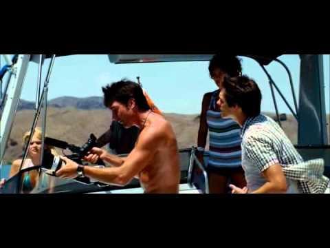 Sexy scenes from piranha