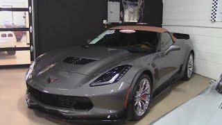 Chevrolet Corvette Z06 Convertible 2015 Videos