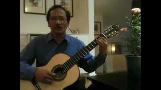 HÁT THƠ TÌNH CỜ - nhạc & lời: Hoàng Ngọc-Tuấn (1985)