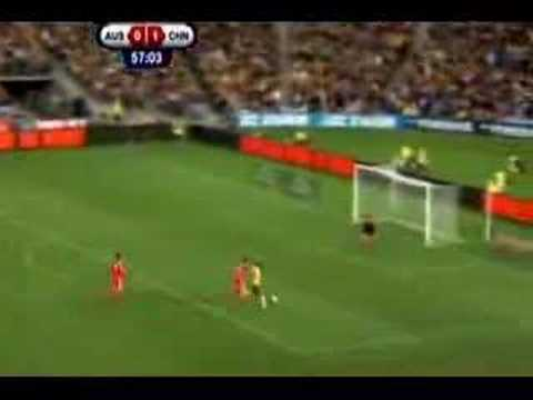Australia Socceroos vs China National Football Highlights