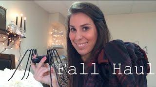 Fall Haul : TJ Maxx, Target, Hobby Lobby Thumbnail