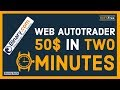 Auto Trading Web Bot For Binary.com | 50$ in Two Minutes | 100% FREE
