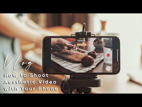 How To Make an Aesthetic Videos Like Haegreendal With Your Phone - Bikin Video Aesthetic Pakai HP