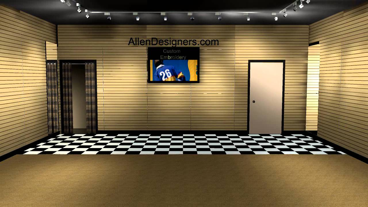 slatwall panels and retail store displays  avi