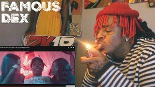 FAMOUS DEX REACTS TO HIS SONG 34 PICK IT