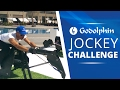 Can you take on the Godolphin Jockey Challenge?