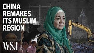 First Detention, Now Demolition: China Remakes Its Muslim Region