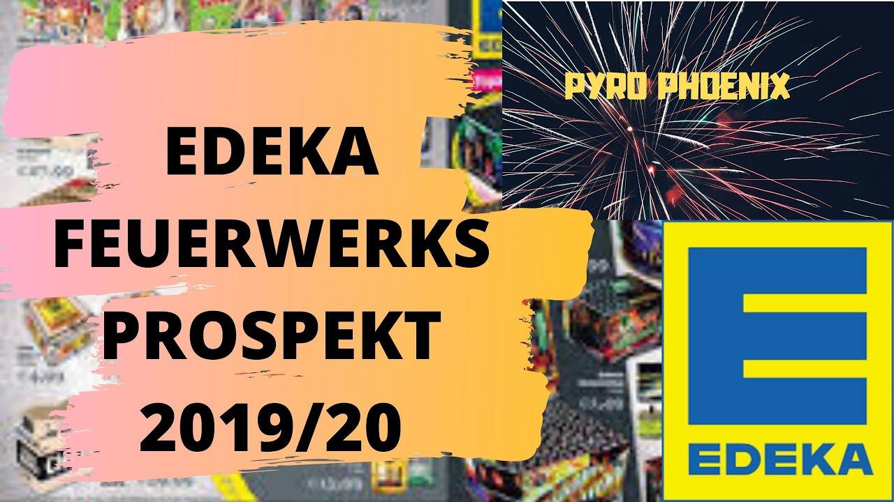 edeka feuerwerksprospekt 2019 20 nur comet pyro. Black Bedroom Furniture Sets. Home Design Ideas