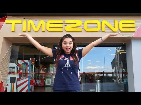 The Largest Timezone Arcade In The Philippines!