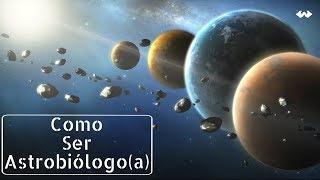 Carreira em Astrobiologia - Com Douglas Galante