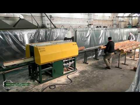 Станок для переработки тонкомера УПТ-250М КРАОС