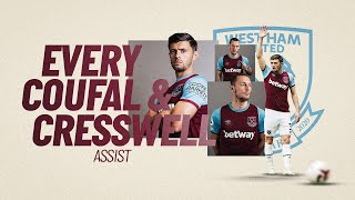 Every Aaron Cresswell Vladimír Coufal Assist 2020 21 MP3
