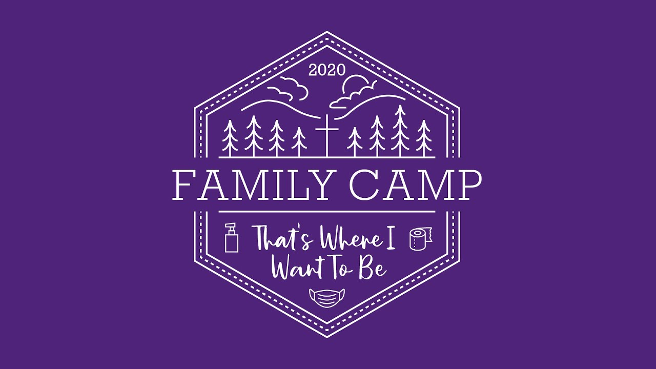Family Camp Toilet Paper Challenge 2020
