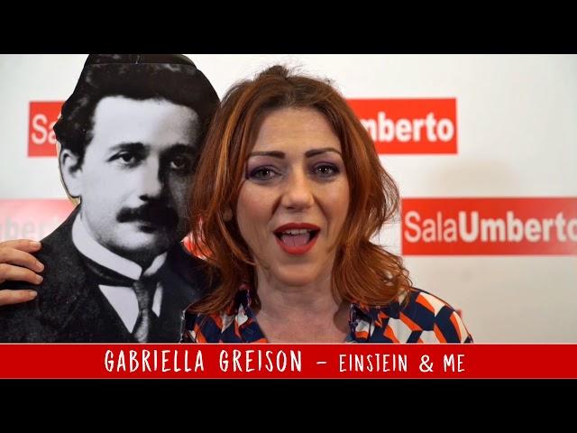 SALA UMBERTO - EINSTEIN & ME