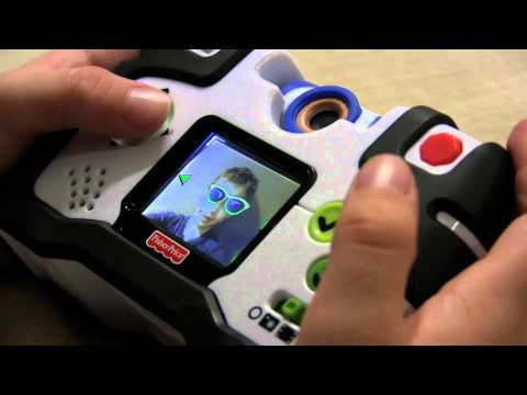 Fisher Price Kid Tough See Yourself Camera - Video Review - The Toy Spy
