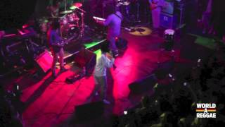 Chronixx - Odd Ras - Live at The Scala London October 13, 2013