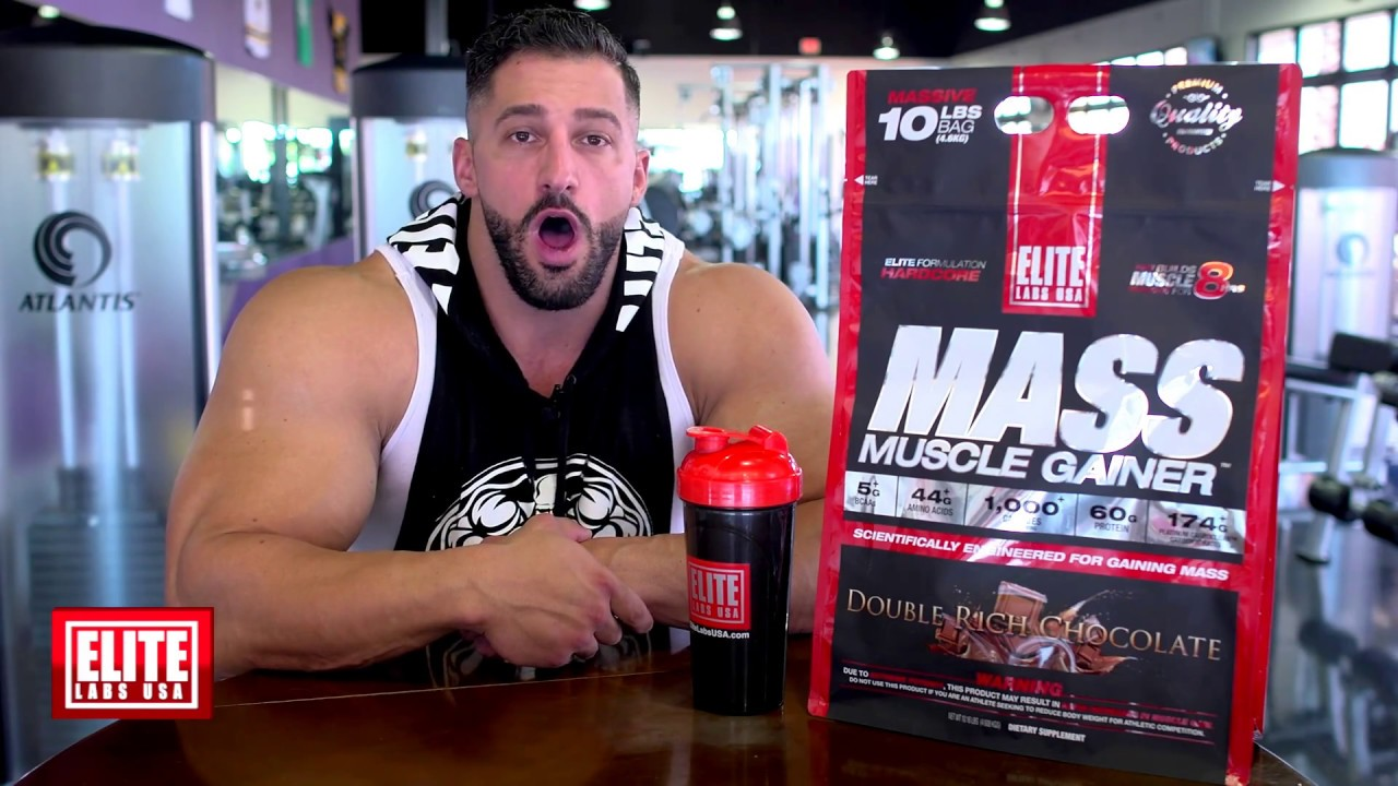 Mass muscle gainer how to use