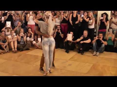 Dança SEXY com Albir e Sara Lopez (Kizomba dance)