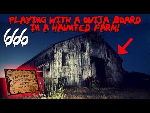 ONE MAN HIDE & SEEK OUIJA BOARD CHALLENGE IN A HAUNTED FARM HOUSE!