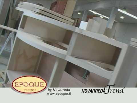 video epoque by novarreda srl - produzione mobili e arredo bagno ... - Produzione Arredo Bagno