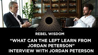 'Jordan Peterson and the left, a new conversation?', with new interview with Jordan Peterson