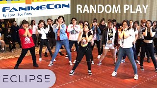 [FANIME CON 2018] KPOP Random Play [SATURDAY] Part 1/3