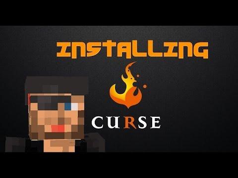 CURSE Installation Tutorial (Minecraft Mod Packs & More)